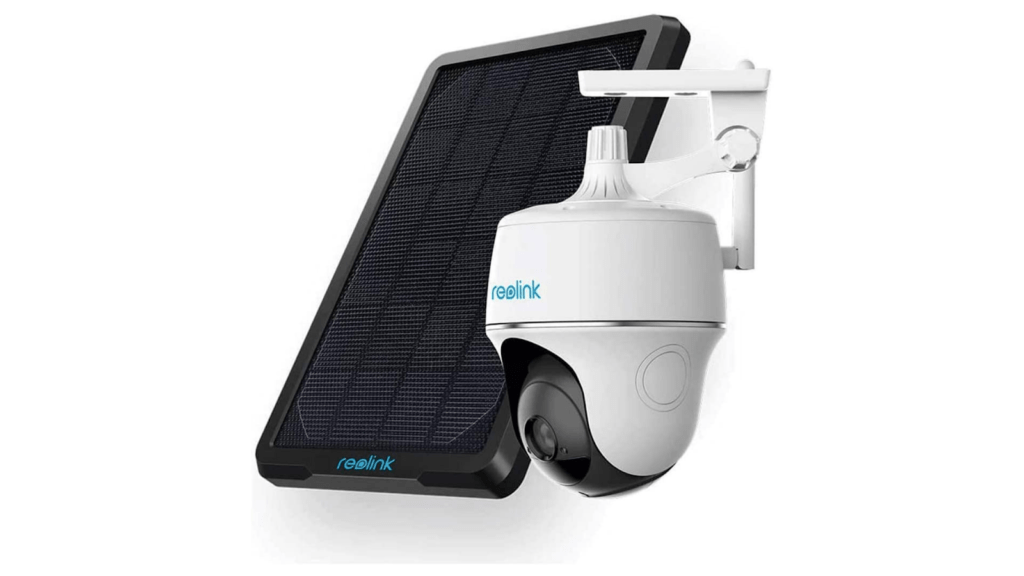 Reolink Argus Solar Powered WiFi Security Camera System