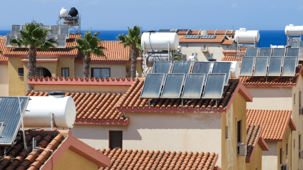 Use of Solar Water Heaters: Active vs Passive Solar Heating