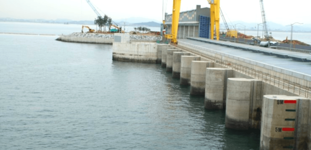Tidal Power Station