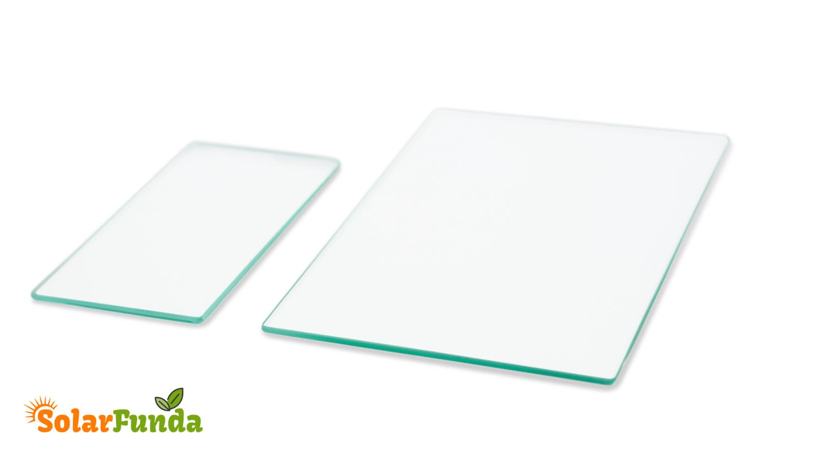 Transparent Solar Glass
