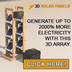 3D Solar Array