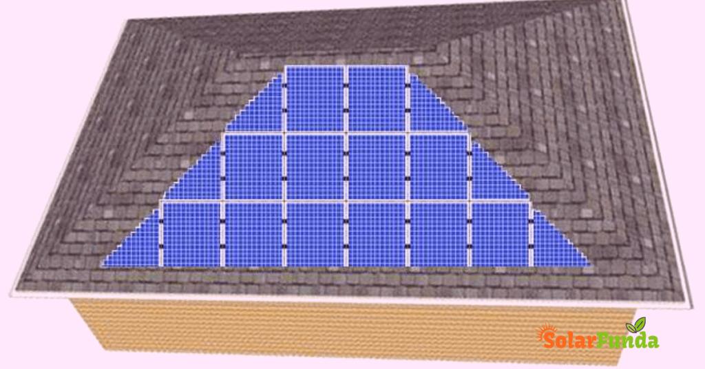 Triangular Solar Panels